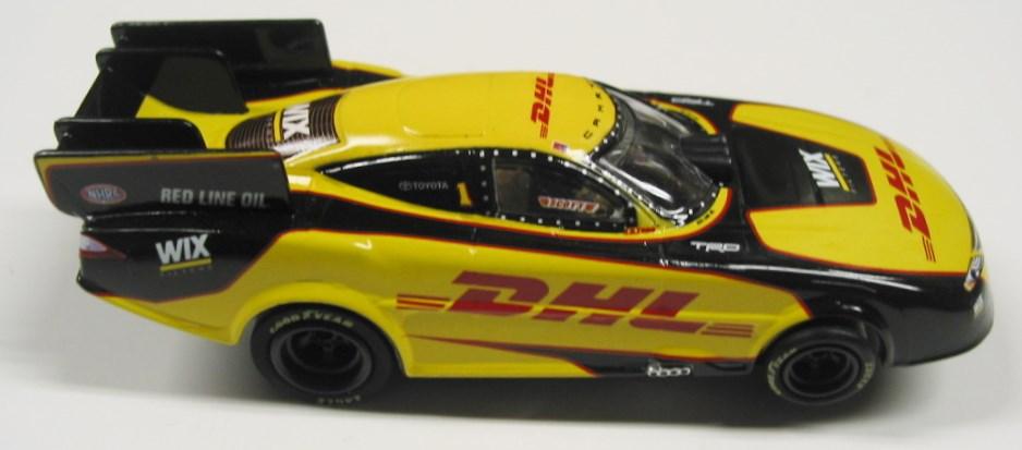 New Matt Hagan Mopar NHRA Funny Car 4 Gear Body fits Auto World 4 Gear Chassis